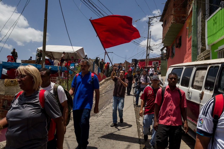 Caracas, operazioni di «difesa preventiva e integrale»