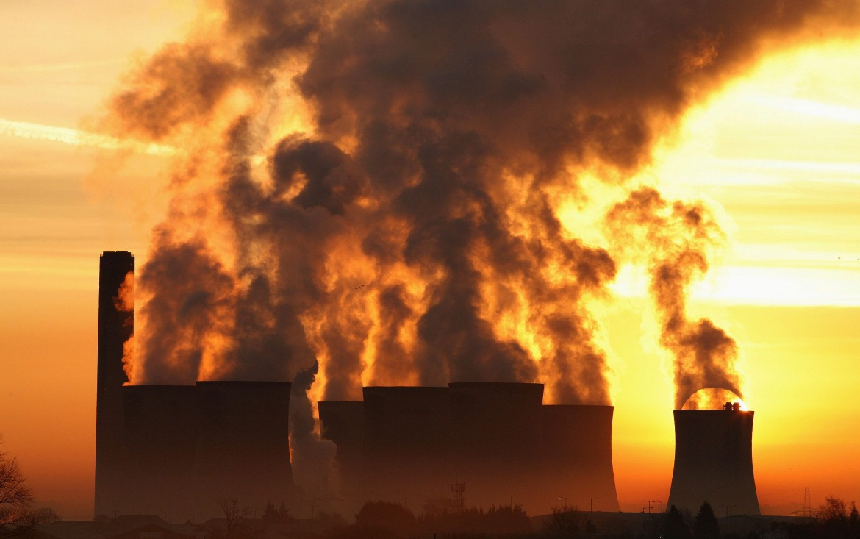 La centrale a carbone di Liverpool