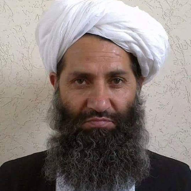 Il nuovo leader dei talebani Haibatullah Akhundzada