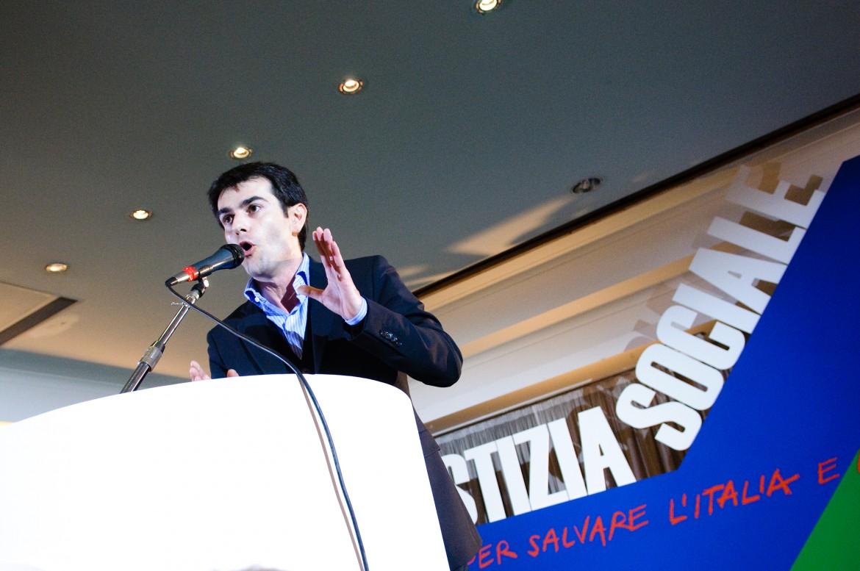 Massimo Zedda, sindaco di Cagliari