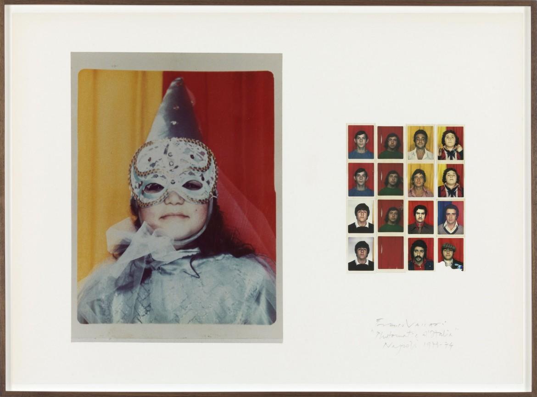 Franco Vaccari, «Photomatic d'Italia», 1973-74