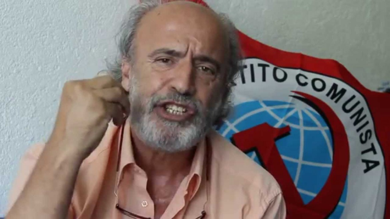 Marco Ferrando, fondatore del Pcl