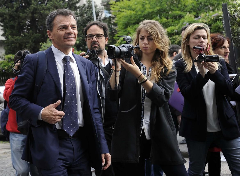 Stefano Fassina, deputato e candidato sindaco per Sinistra per Roma