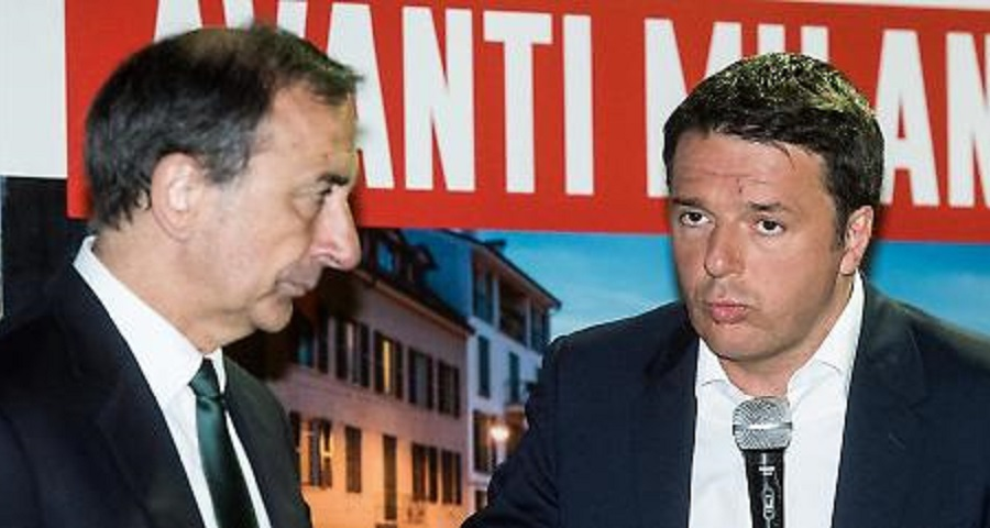 Sala e Renzi