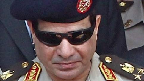 Il generale al-Sisi