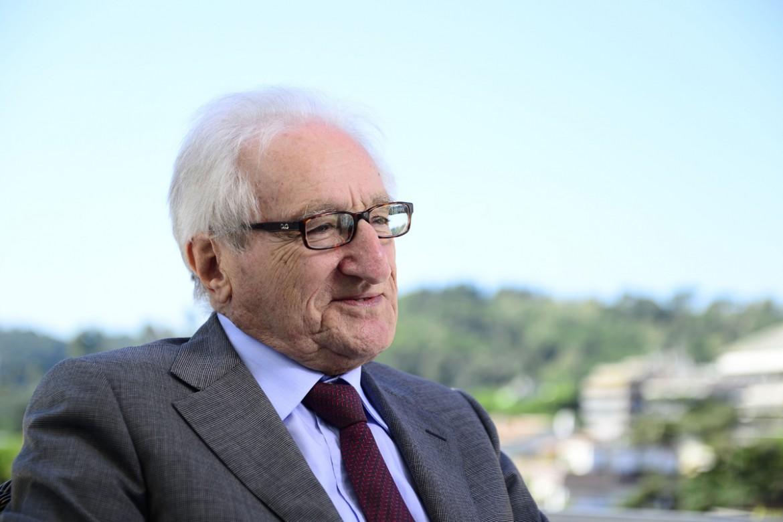 Aldo Tortorella, già deputato, direttore dell'Unità e dirigente del Pci