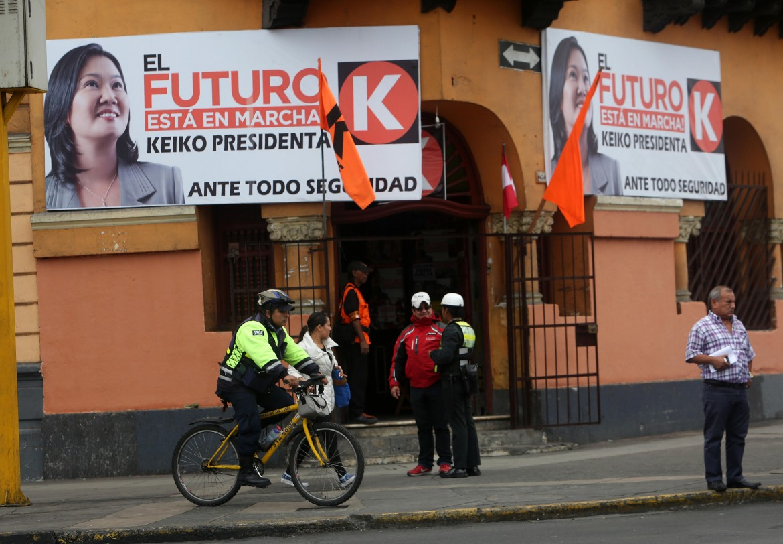 Perù, campagna elettorale