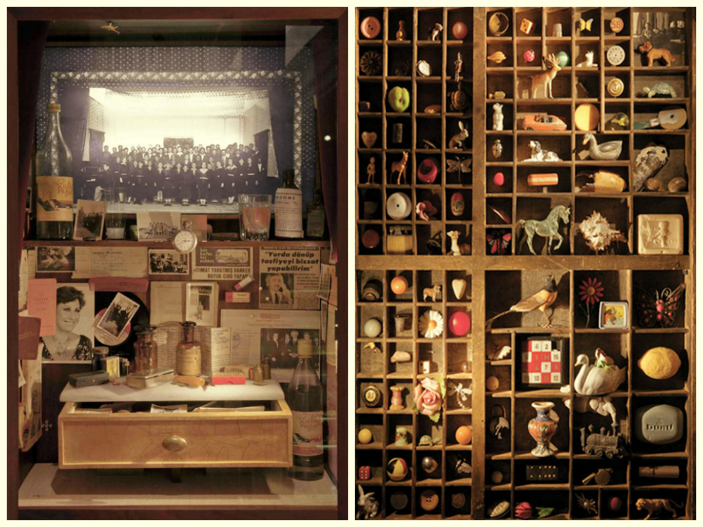 Il museo dell'innocenza creato da Orhan Pamuk in Cukurcuma Caddesi