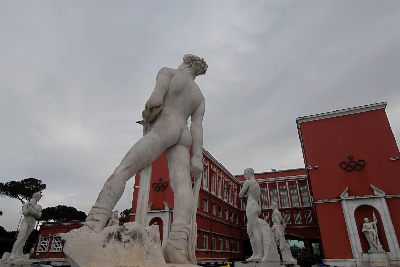 Foro italiaco, Roma