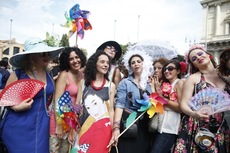 Il Roma Pride 2016