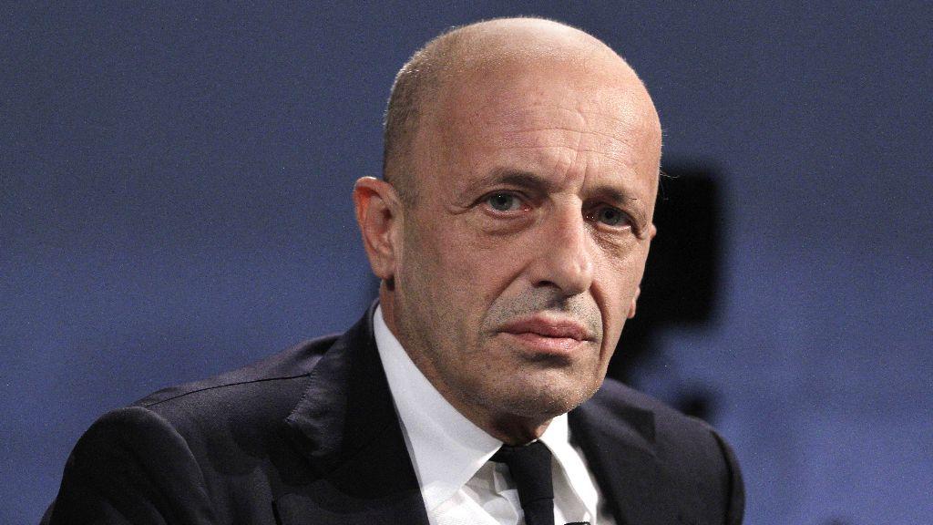 Il direttore de Il Giornale Alessandro Sallusti