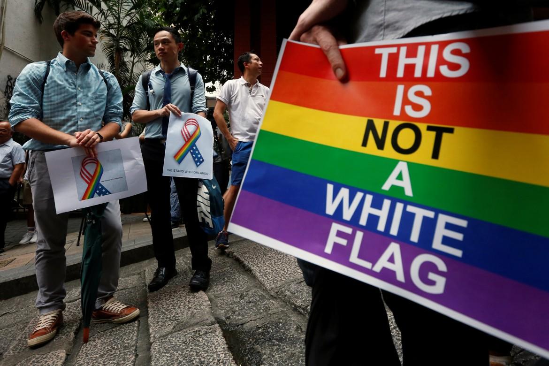 Cordoglio a Orlando dopo la strage al Pulse