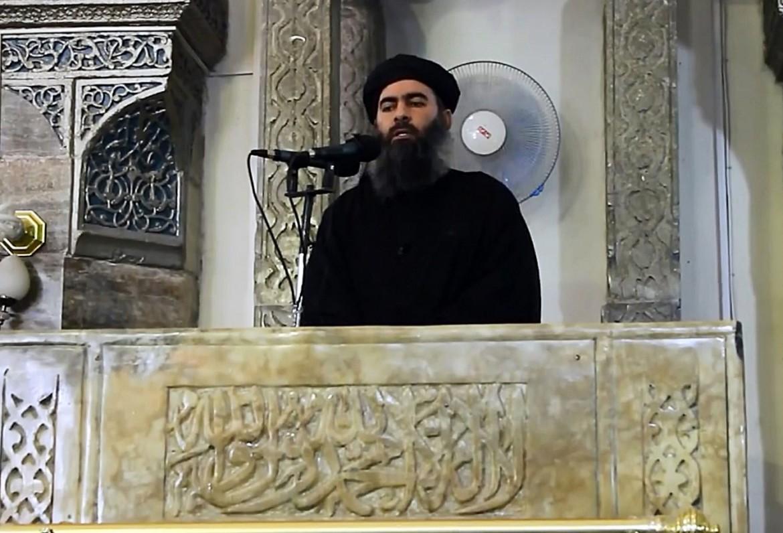 Il leader dello Stato Islamico al-Baghdadi