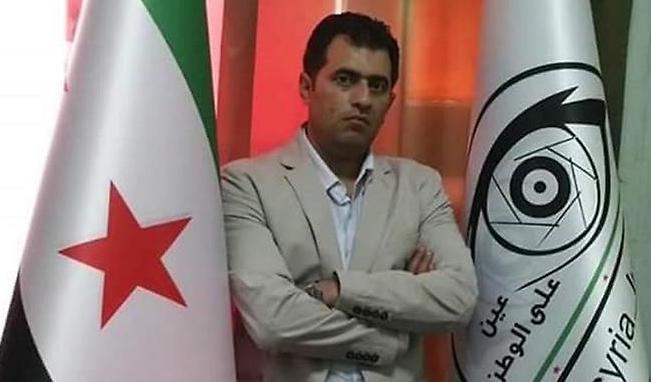 Ahmad 'Abdel Qader, il giornalista siriano ferito gravemente in Turchia