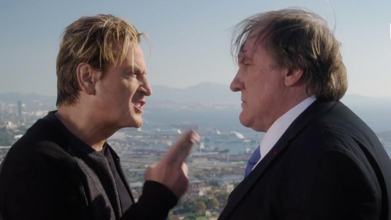Gerard Depardieu e Benoit Magimel