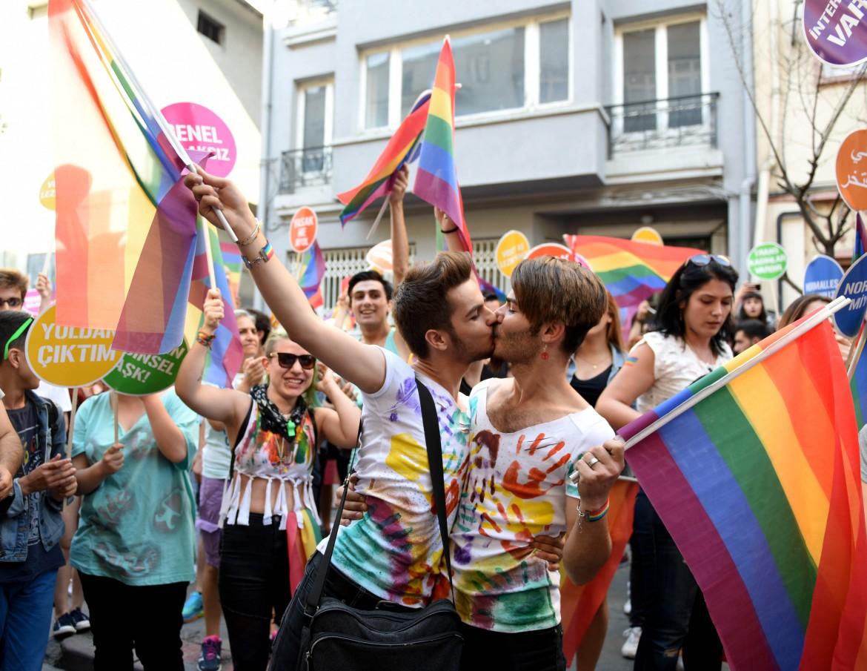 Istanbul, il Pride 2015