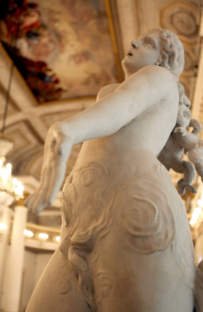 Antonio Canova - Orfeo ed Euridice, 1776 (Museo Correr) - particolare