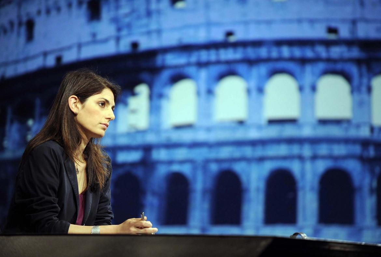 Virginia Raggi, candidata sindaco di Roma per l'M5S