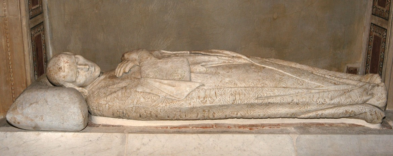 Tino di Camaino, Monumento sepolcrale di Arrigo VII di Lussemburgo, primo quarto XIV secolo, Pisa, S. Maria Assunta