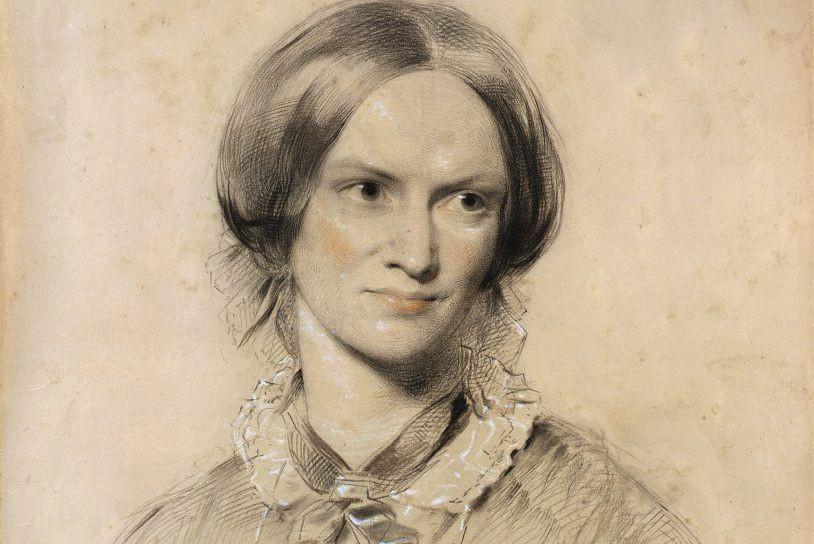 Il ritratto di Charlotte Brontë eseguito da George Richmond
