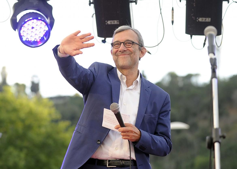 Roberto Giachetti, candidato al comune di Roma