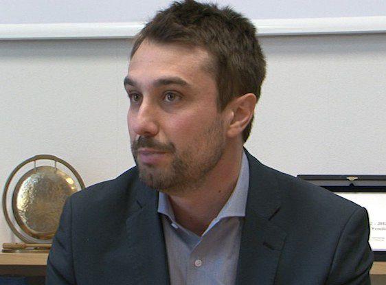Il riconfermato sindaco di Sesto Fiorentino, Lorenzo Falchi