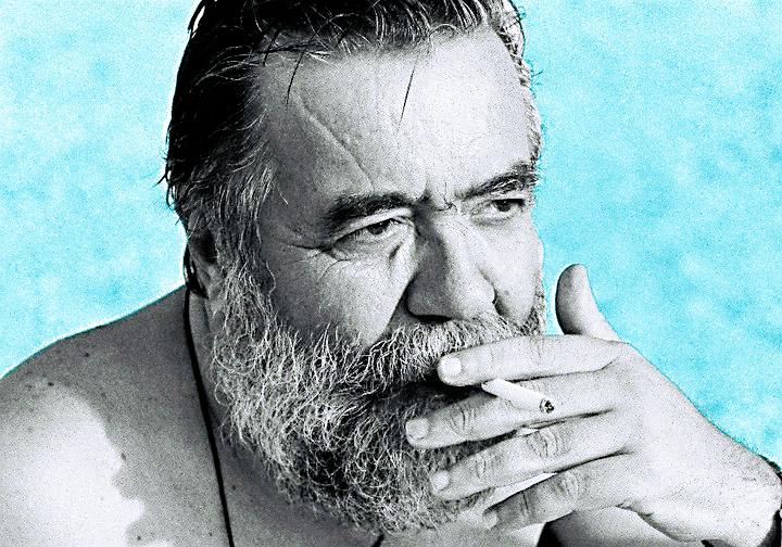 Il poeta Sotirios Pastakas