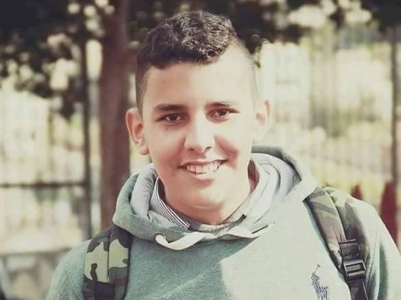 Mahmoud Badran, 15 anni