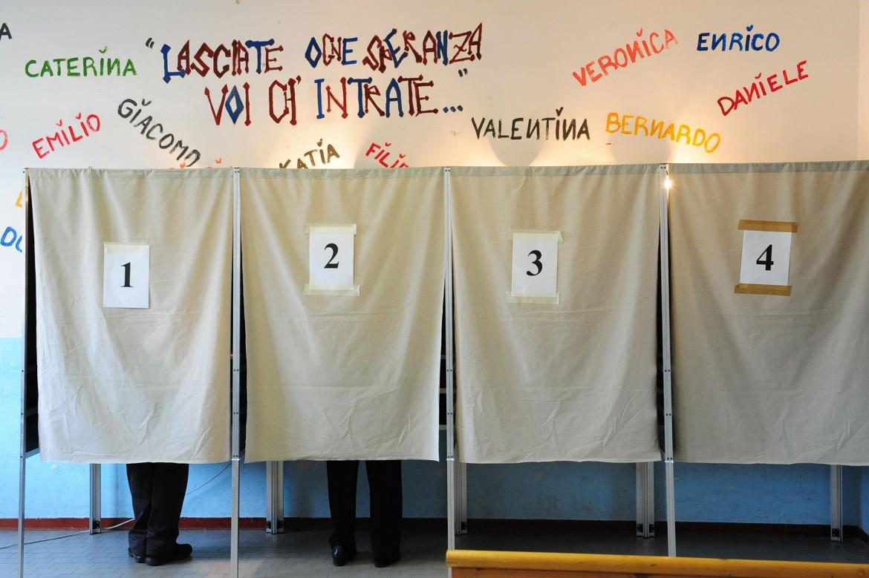 L'Italia ai seggi