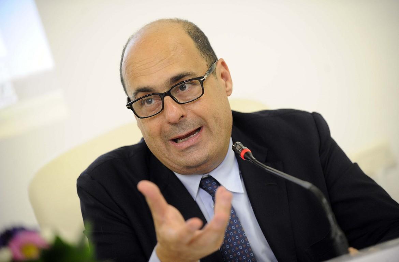 Nicola Zingaretti, governatore della Regione Lazio
