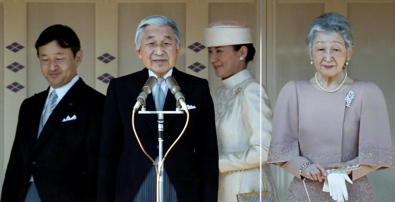 L'imperatore del Giappone, Akihito