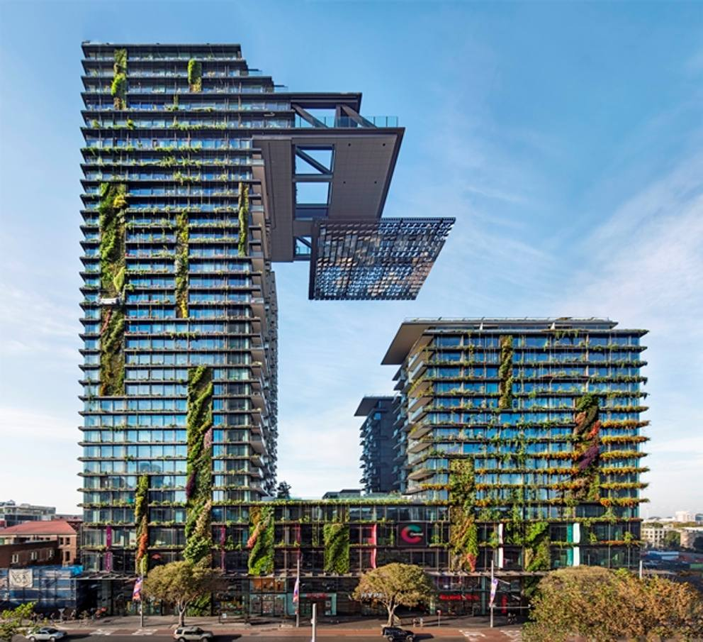 Un'opera dell'architetto Rem Koolhaas