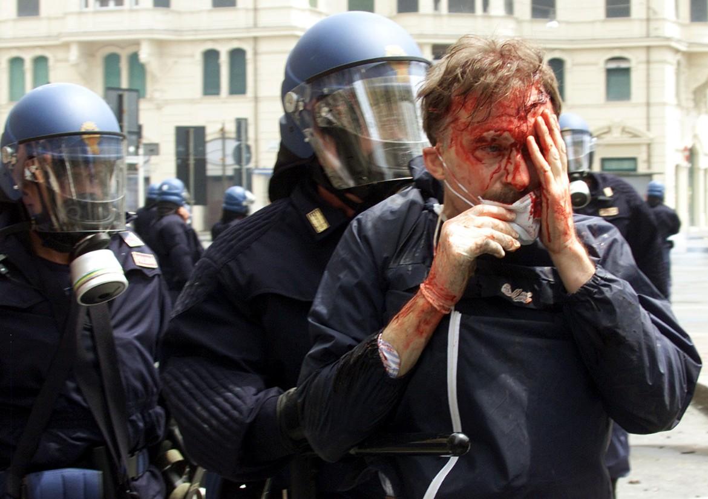 Genova 2001 al G8