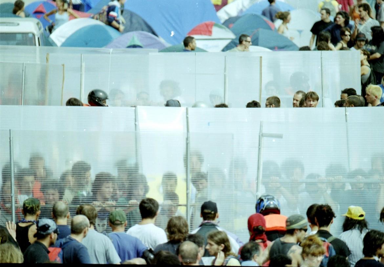 Genova, luglio 2001