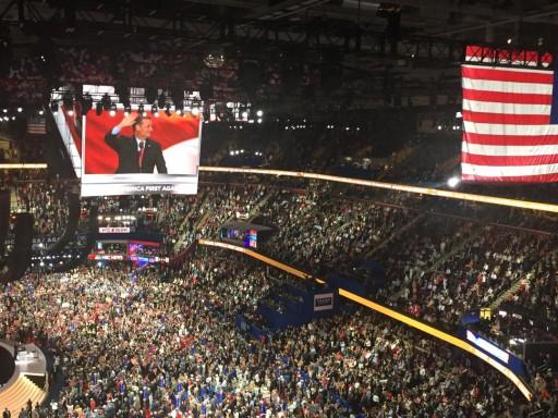Ted Cruz fischiato a Cleveland