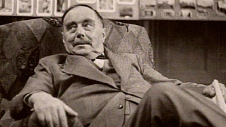 Lo scrittore H. G. Wells