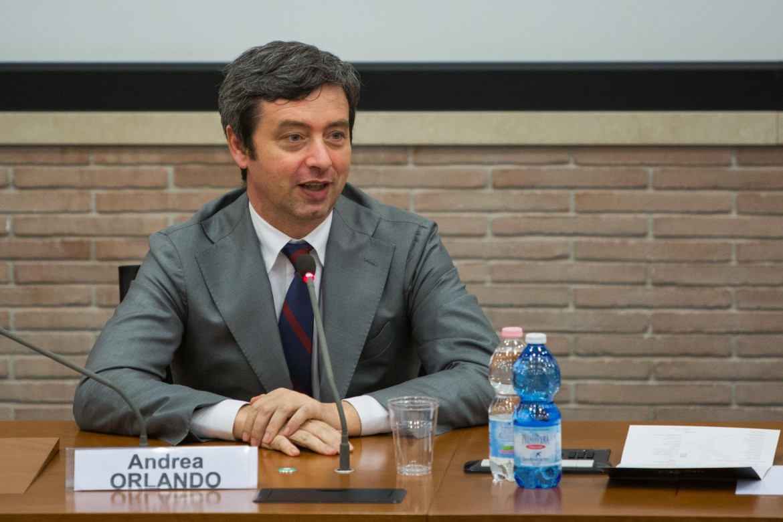 Il ministro Andrea Orlando