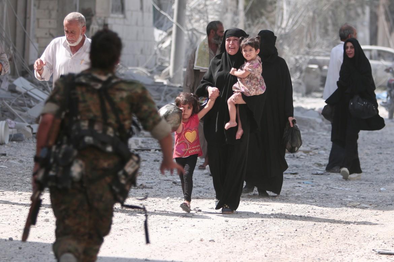 Il giorno della liberazione di Manbij