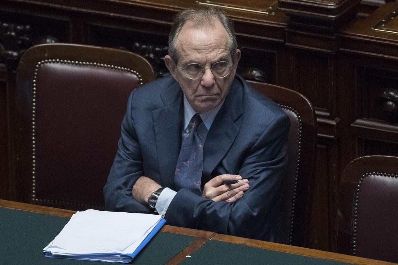 Il ministro dell'Economia Pietro Carlo Padoan