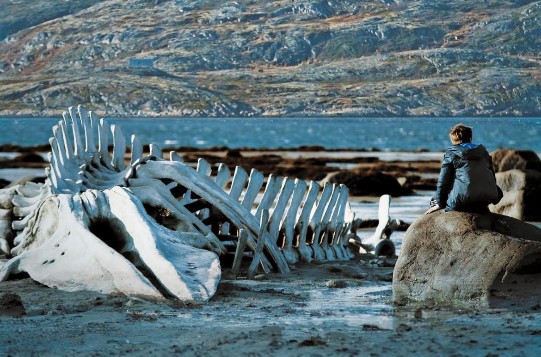 un fotogramma tratto dal film
