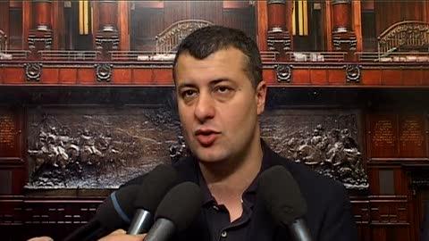 Arturo Scotto, presidente dei deputati di Sinistra italiana