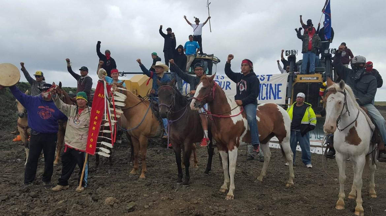 Le proteste contro la Dakota Access Pipeline