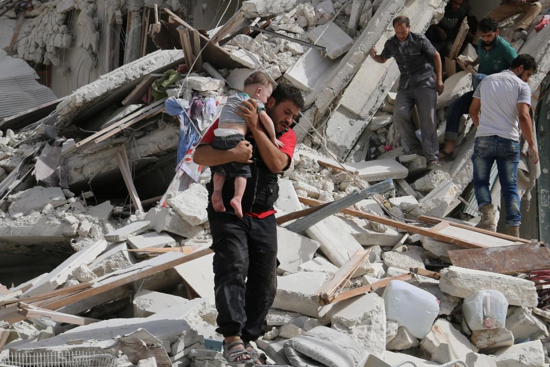 Aleppo lo scorso settembre