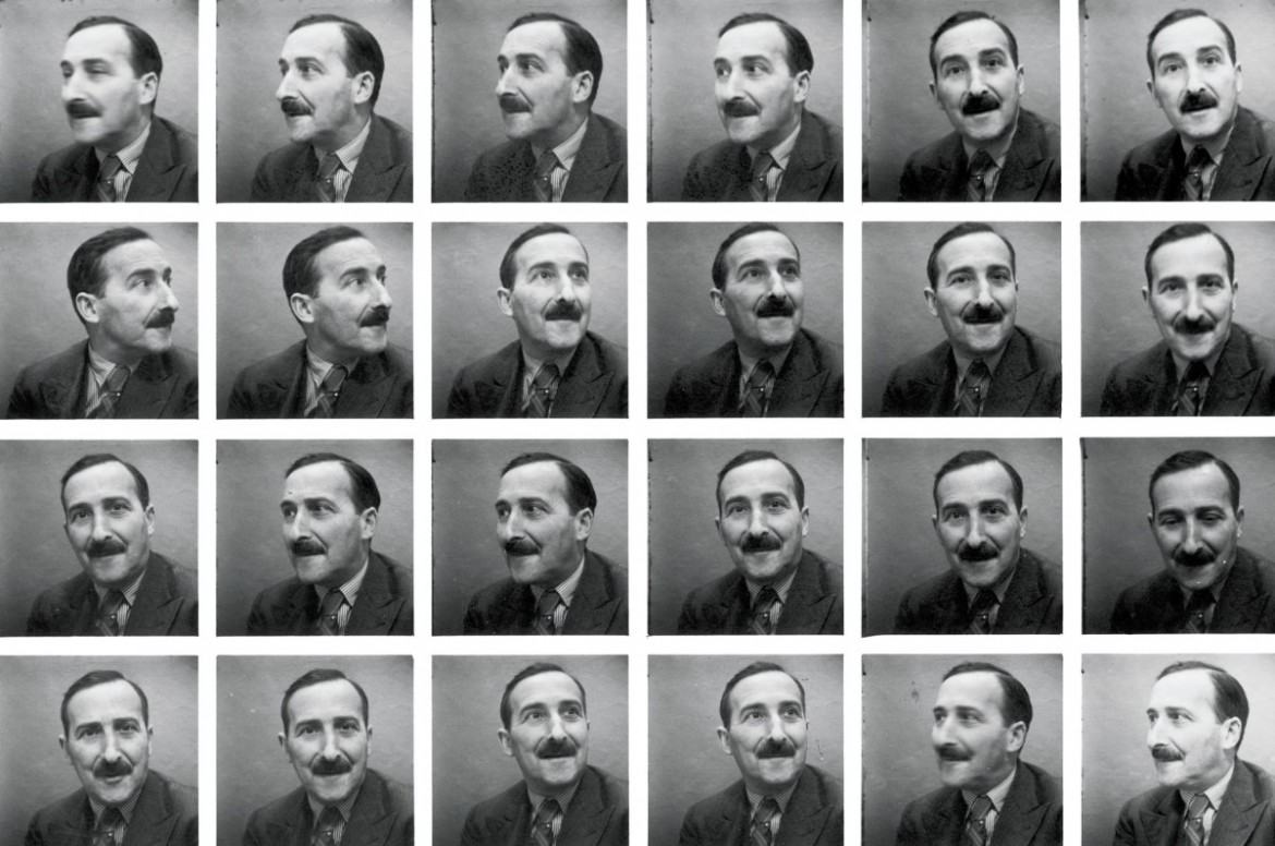 Stefan Zweig (Courtesy Atrium Press)