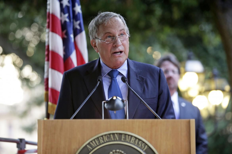 L'ambasciatore Usa in Italia John Phillips
