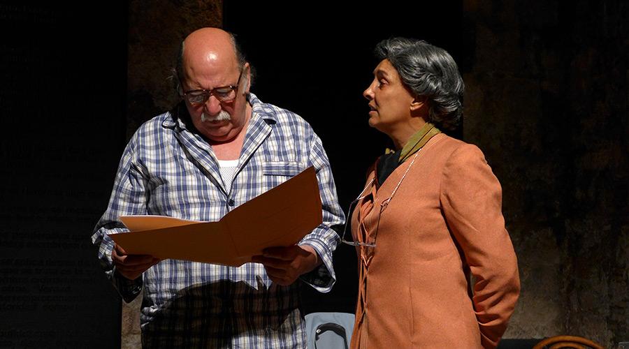 Liliana Garcia Sosa e Nestor Cantillana