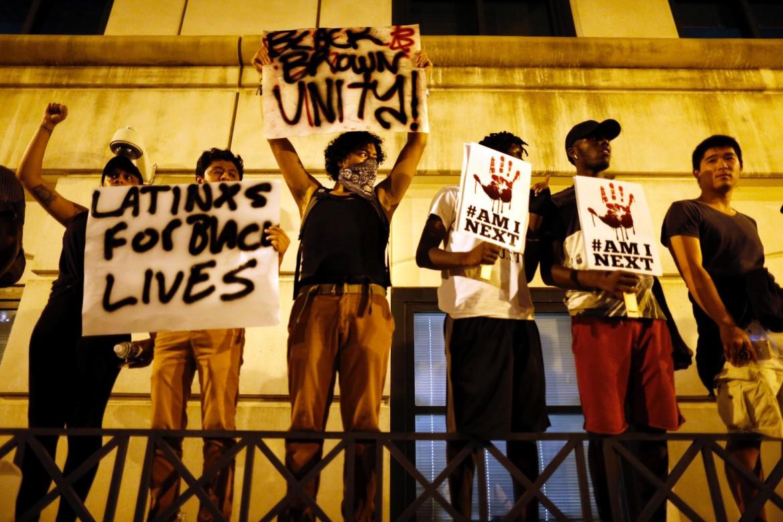 Ancora proteste a Charlotte