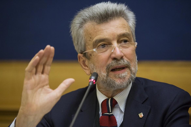 Il presidente della Commissione Lavoro della Camera, Cesare Damiano