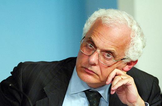 Vincenzo Visco, ex ministro delle Finanze e presidente del Nens