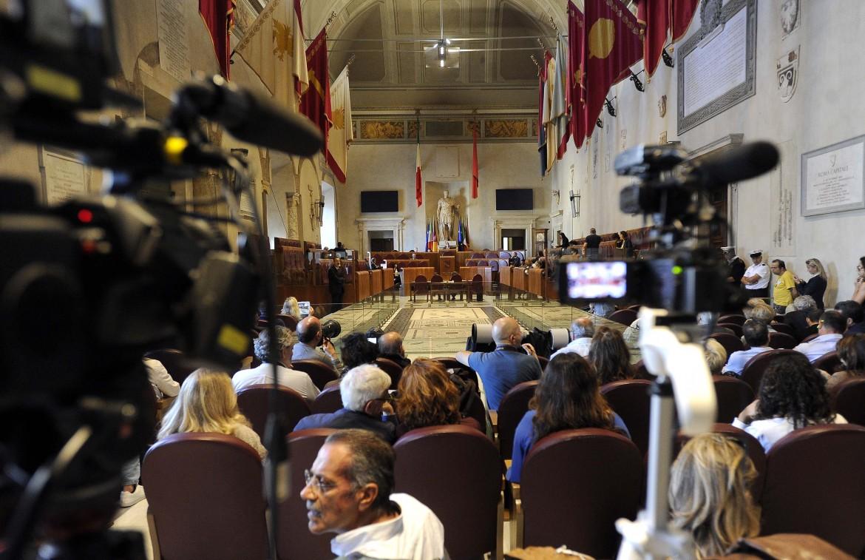 L'assemblea capitolina vota la mozione contro la candidatura di Roma alle Olimpiadi del 2024